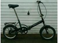 Cheap fold up bike