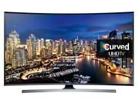 "Samsung 55"" Series 7 Ultra HD 4K Smart 3D Curved LED TV"