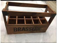 French wine rack