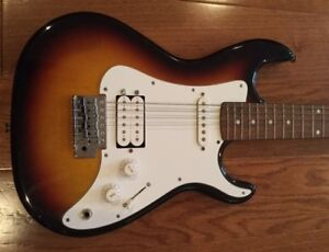 3/4 SIZE STRATOCASTER COPY ELECTRIC GUITAR