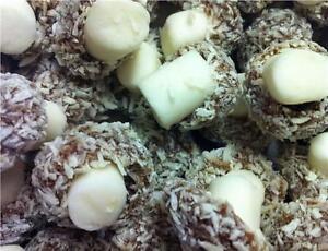 Coconut Mushrooms - 250g Traditional Retro sweet Coconut Mushrooms - 250g