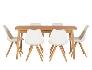 7 piece dining set - retro style Mosman Mosman Area Preview