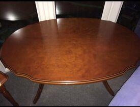 Beautiful cherrywood coffee table