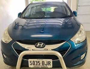 2010 Hyundai IX35 - FREE 2 Year Warranty, Nav, BT, DVD Headrests! Henley Beach Charles Sturt Area Preview