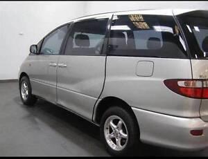 2001 Toyota Tarago Wagon 8 SEATS VERY GOOD CON $4750 South Granville Parramatta Area Preview
