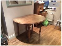 Wooden table, free to good home