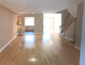 3 Bedroom Home In MARKHAM FOR RENT!