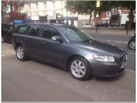 Volvo V50, Manual, Grey, FSH, 11 service, 134k miles, 2 owners from new. Drives great!