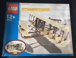 LEGO 10124 Wright Flyer (Sealed) 2003 RARE
