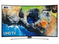 "SAMSUNG UE55MU6200K CURVED UHD 4K HDR SMART FREEVIEW HD 55"" LED TV"