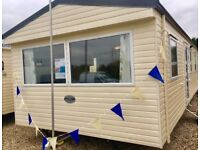 GREAT VALUE BRAND NEW STATIC CARAVAN FOR SALE COOPER BEACH, MERSEA ISLAND, ESSEX *2018 FEES INCLUDED