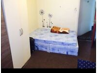 One double room for one person