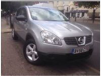 Nissan Qashqai, 1.6 petrol, Manual, 2 owners, FSH, Long MOT, HPI Clear, 2 keys, excellent condition!