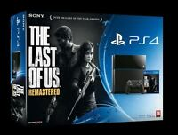 Mint Condition - PS4 'Last of Us' 500 GB Bundle + NBA 2K16