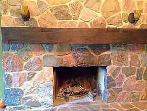 Fireplace Mantels, Barn Beams, Shelves