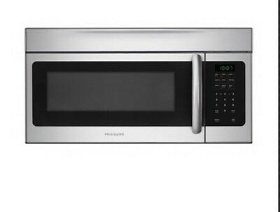 FRIGIDAIRE CFMV164LS 30' Over-The-Range Microwave - Stainless Steel
