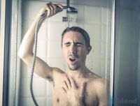 Does your husband sing in the shower ?