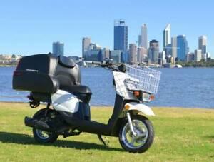 50cc Delivery scooter Scootarelli Perth Perth City Area Preview
