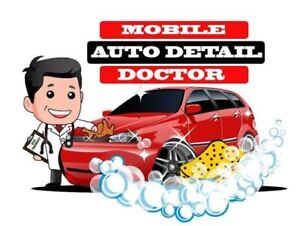 Mobile Detail Shop: FREE EXTERIOR WASH (Customer Lounge)