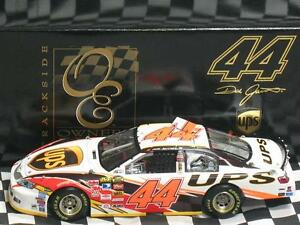 1/24 Dale Jarrett UPS Trackside Owners Elite NASCAR Diecast Car! 10R