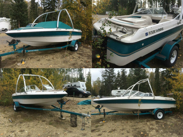 Four Winns Horizon 170 Dl For Sale Canada