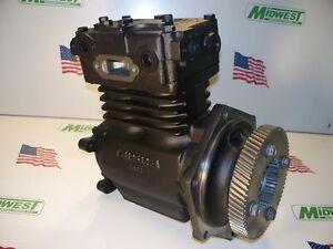 109425, 5005934, 23522122, 5001614, Bendix TF550 Rebuilt Air Brake Compressor