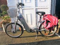 Elecric Powabyke bicycle