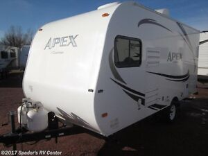Apex Couchman Camping Trailer.