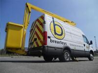 Iveco cherry picker to hire from £40 per hour, minimum 2 hours hire