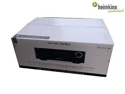 Harman Kardon HK3700 Stereo Receiver, Spotify (Schwarz) NEU Fachhandel