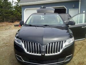 2011 Lincoln MKX SUV, Crossover