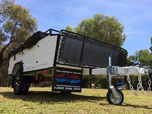 New Design-WINTER SPECIAL- FRIDGE HALF PRICE- DAKAR FAMILY CAMPER Perth Region Preview