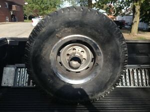 Tires and Rims - Set of 4