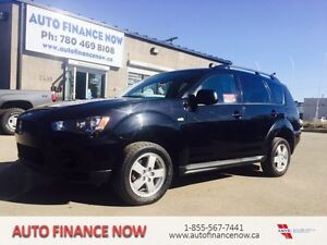 2012 Mitsubishi Outlander ES 4dr 4x4 RENT TO OWN 11/DAY