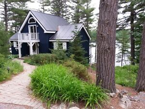 Beautiful Crystal Lake Executive Cottage Rental available – Just