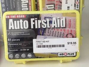 auto first aid kits Para Hills West Salisbury Area Preview