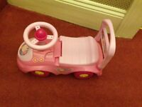 assorted toys/books for toddler age incl ride on peppa pig toy which would make great xmas present