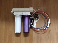Reverse Osmosis water filter -complete set +and free TDS Meter.good price