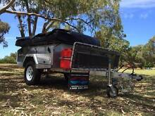 NEW MODEL! Family Size Softfloor Camper Trailer Perth Region Preview