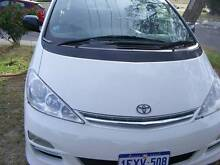 2003 Toyota Tarago Wagon 8 seater low km East Cannington Canning Area Preview