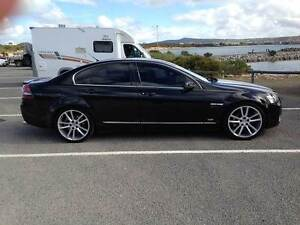 MY08 HOLDEN CALAIS V HSVi FULL SERVICE HISTORY WITH BOOKS Port Lincoln Port Lincoln Area Preview
