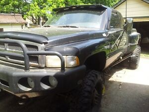 1998 DodgeRam 3500 Dually Laramie Pickup Truck