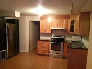 A super spacious 4-room basement suite @Westwood Plateau for ren