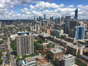 Downtown High Floor - Great View. Picasso assignment