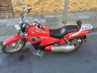 HONDA CF250T-5 V5 SPECIAL EDITION !!! LOW MILAGE