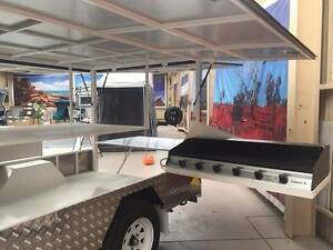 BBQ Trailer   Custom built or trailer/camper modifications Para Hills West Salisbury Area Preview