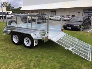 WA Best Value! GALVANIZED TANDEM BRAKED 8x5 RAMP TRAILER Perth Perth City Area Preview