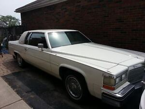1983 Well Loved Cadillac!