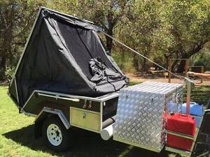 ON/OFF ROAD HARDFLOOR CAMPER O'Connor Fremantle Area Preview