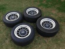 Holden Torana LH LX Hotwire Rims 2 x 14x8, 2 x 14x7 Burpengary Caboolture Area Preview